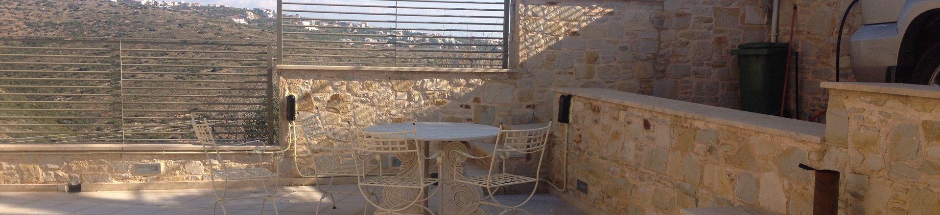 Περιμετρική ασφάλεια εξωτερικού χώρου σε οικία στο Ντράφι