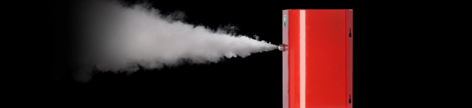 Μηχανήματα Παραγωγής Ομίχλης